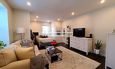 Living Room, 535 E 8th St, 0