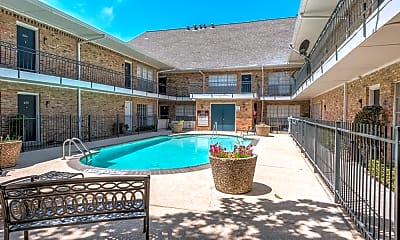 Pool, The Villages at Meyerland, 2