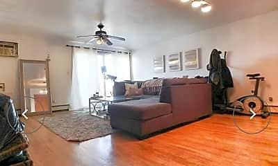 Living Room, 25-38 41st St, 2