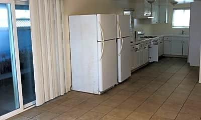 Kitchen, 6681 Del Playa Dr, 1