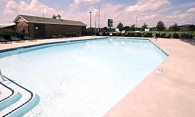 Pool, Copperstone I/II, 2