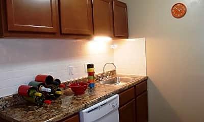Kitchen, Covington Place, 2