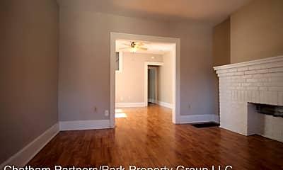 Living Room, 1461 N Grant Ave, 2