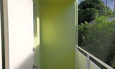 Bedroom, 1060 Green St, 2
