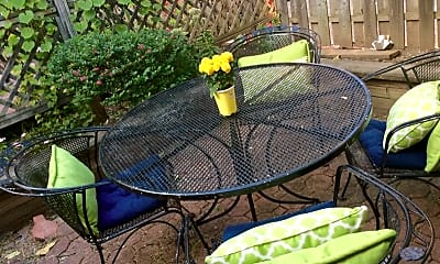 Patio / Deck, 2339 Ontario Rd NW, 2