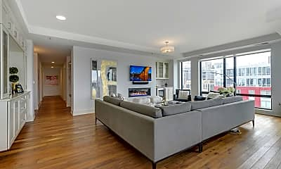 Living Room, 212 10th Ave S 1003, 1