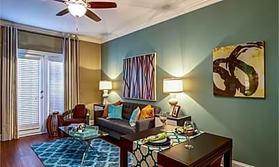 Living Room, 215 North Avenue NE Unit #2, 2