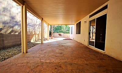 Patio / Deck, 510 Desert Summit Ct, 2