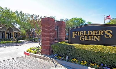 Community Signage, Fielders Glen, 2