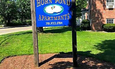 Horn Pond Apartments, 1