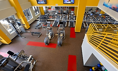 Fitness Weight Room, 12 Clinton St, 1