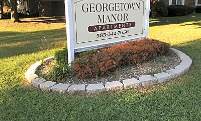 Georgetown Manor Apartments, 1