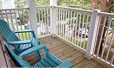 Patio / Deck, 1506 Villa Terrace, 2