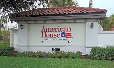 American House Coconut Point, 1