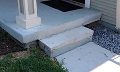 Patio / Deck, 4820 Worth St A, 1