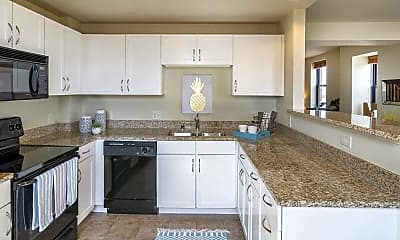 Kitchen, The Grand Wisconsin Apartments, 1