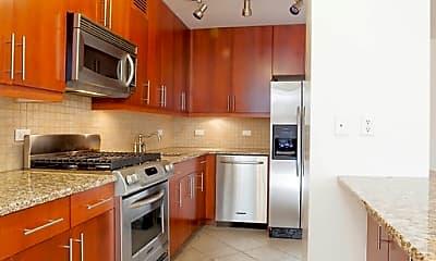Kitchen, 270 Park Ave S 3F, 1