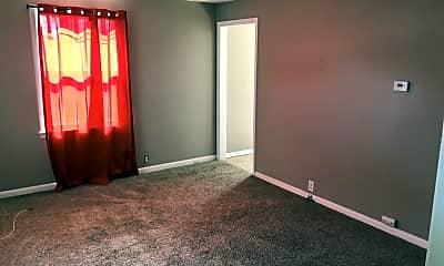 Bedroom, 4125 Valley St, 1