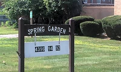 Spring Garden Apartments, 1