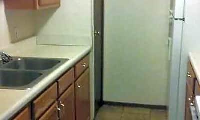 Kitchen, Green Valley Apartments, 2