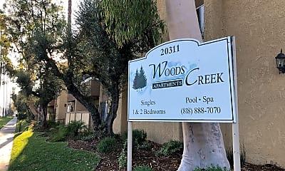 Woods Creek, 1
