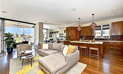 Living Room, 418 Carnation Ave, 1