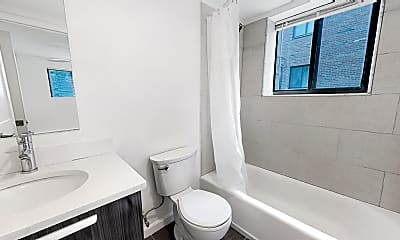 Bathroom, 40 Parker Hill Ave #2, 2