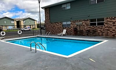 Pool, Avendale Pointe Apartments, 2