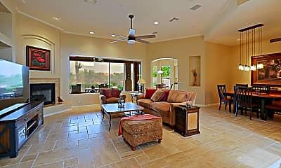 Living Room, 33571 N 70th Way, 1
