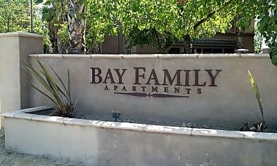 Bay Family Apartments, 1
