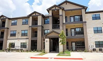 Building, West Creek Apartments, 0
