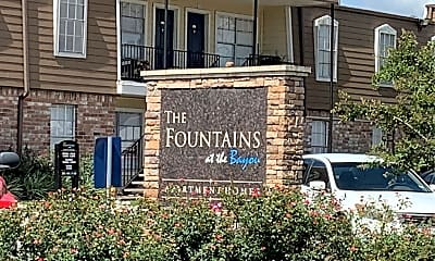 Fountains At The Bayou, 1