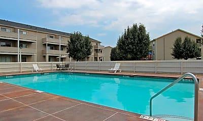 Pool, Garners Crossing Apartments, 0