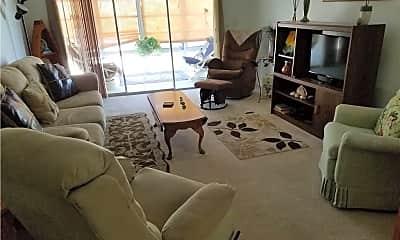 Living Room, 2800 Indian River Blvd R9, 1