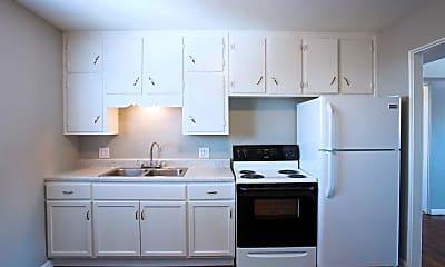 Kitchen, Forest Court, 0