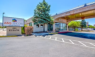 Leasing Office, ABQ Encore, 1