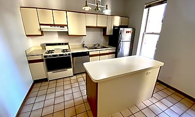 Kitchen, Cleveland and Fullerton, 1