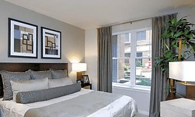Bedroom, 43 Market St, 1