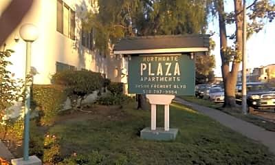 Northgate Plaza, 1