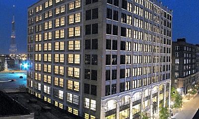 Building, 1307 Washington Ave, 1