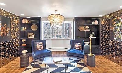 Living Room, 77 S Ogden St, 1