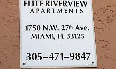 Elite River View Apartments, 1