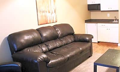 Living Room, 1324 Bradley Dr, 1