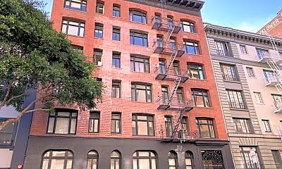 Building, 955 Bush St, 1