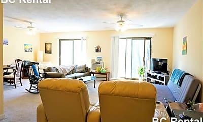 Living Room, 106 Tremont St, 2