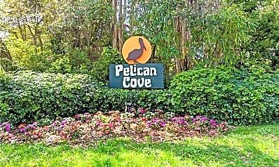Community Signage, 1707 Pelican Cove Rd GL451, 2