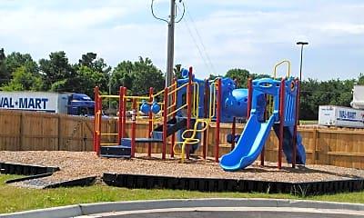 Playground, The Ridge at Morrilton, 2