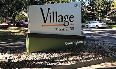 Village On Shields, Cunningham, 1