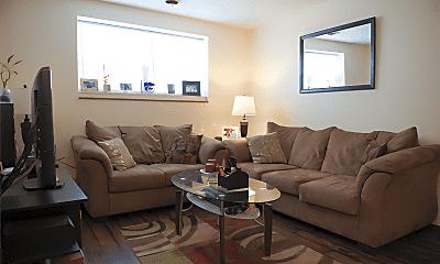 Living Room, 913 Vattier Street, 0