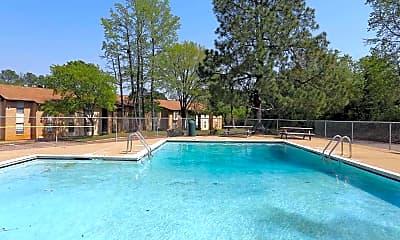 Pool, Longview Square Apartments, 0